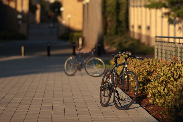 "Photo Source: ""Bicycles,"" (CC) John Loo"
