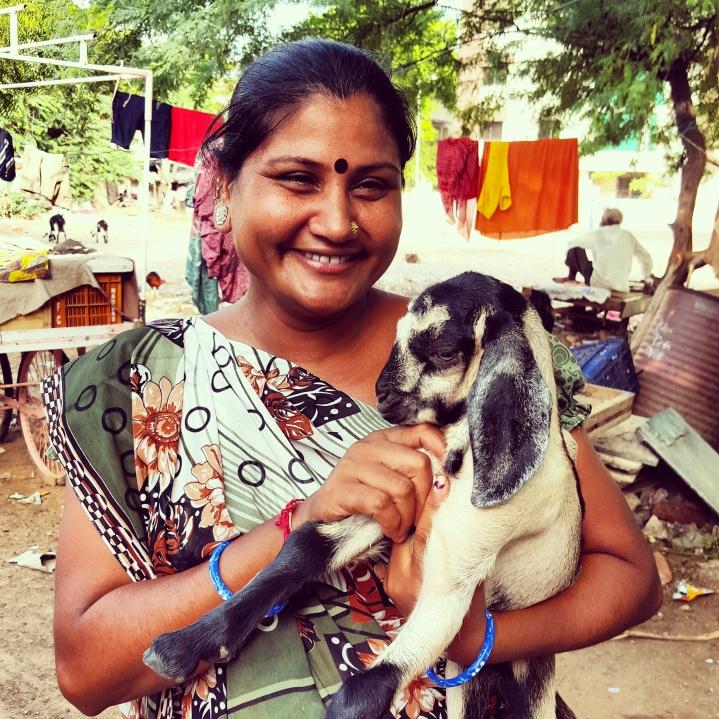 Woman in Jadibanagar
