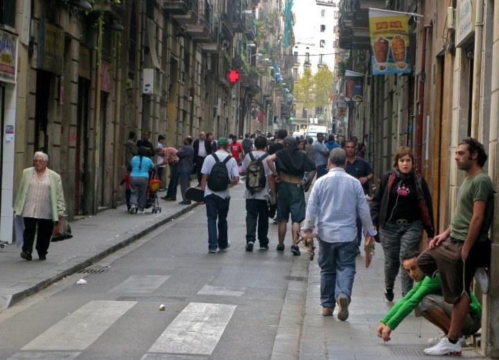 Photo Credit: Wikimedia Commons | Barcelona El Raval 060
