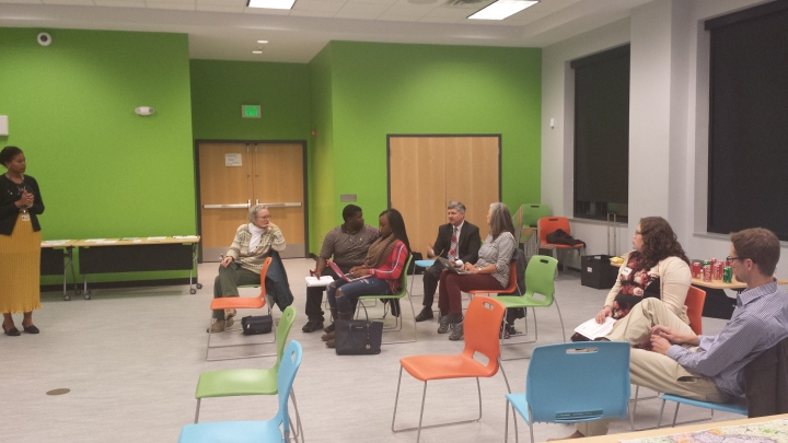 Participatory budgeting in Greensboro, North Carolina. Photo Credit: Ranata Reeder