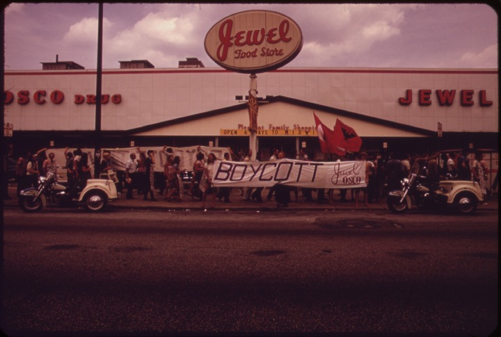 The Grape Boycott. Photo Credit: CC Paul Sequeira