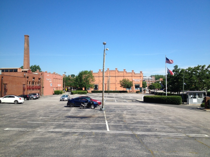 Durham Surface Parking