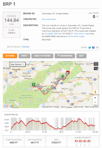 Asheville Elevation Map.Finding Your New Favorite Bike Route