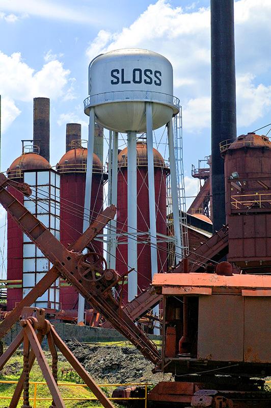 Sloss Furnaces